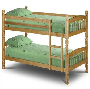Lincoln Solid Pine Bunk Bed